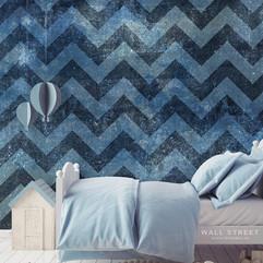 Синяя стена интерьер 17696.jpg