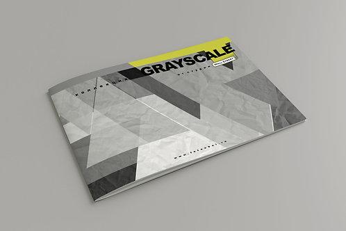 Каталог коллекции Grayscale - А4, 16 страниц
