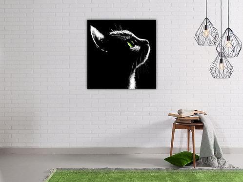 Картина на холсте Кошкины мечты