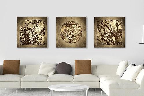 Модульная картина Дерево