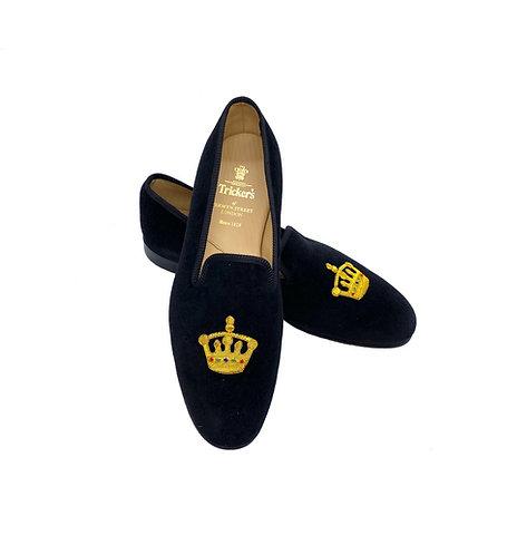Crown Slipper