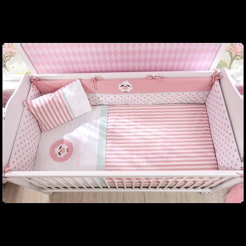 Lovely Baby Uyku Seti-kiz (75x115 Cm)