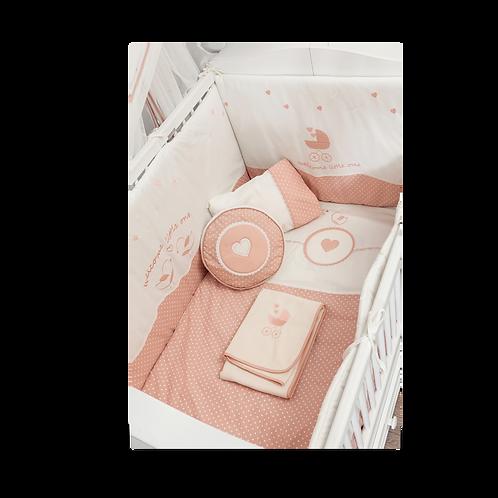 Romantic Baby Uyku Seti (75x115 Cm)