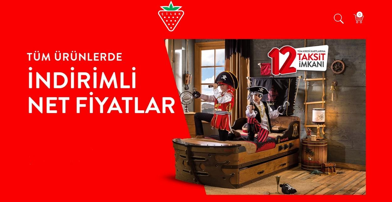 Çilek Odası Antalya