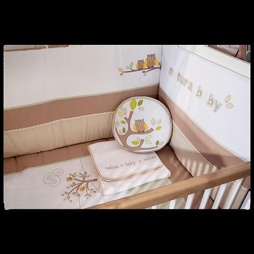 Natura Baby Uyku Seti (75x115 Cm)