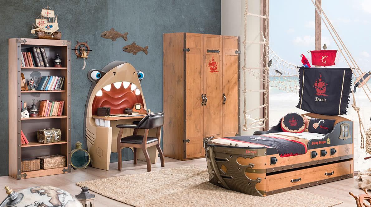 Pirate Çocuk Odası