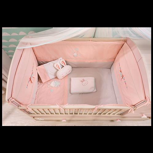Baby Girl Uyku Seti (80x130 Cm)