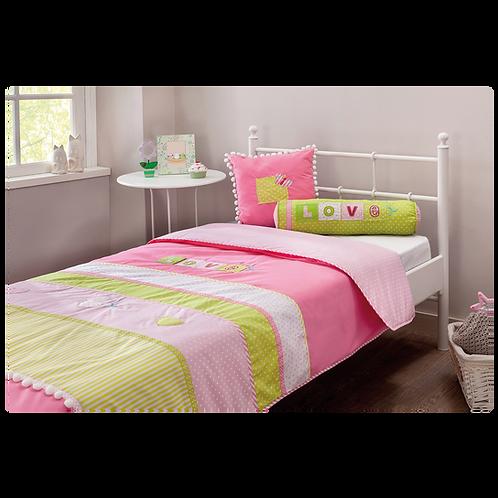 Love Yatak Örtüsü (90-100 Cm)