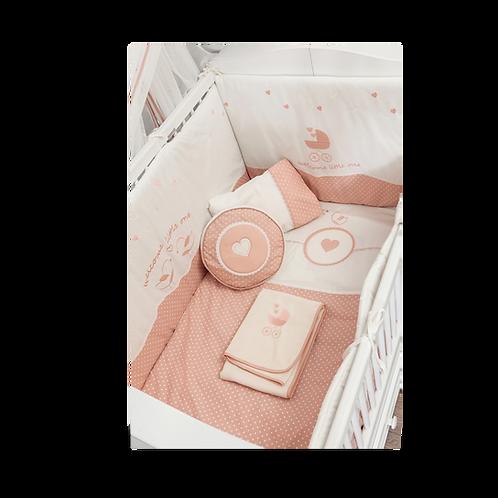 Romantic Baby Uyku Seti (80x130 Cm)
