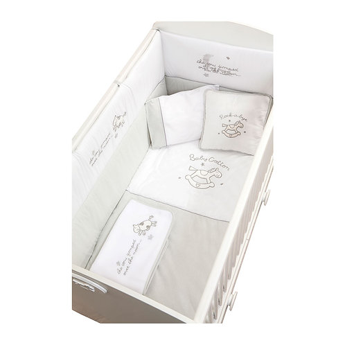 Baby Cotton Uyku Seti (75x115 Cm)