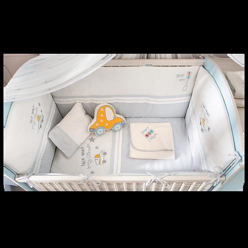 Baby Boy Uyku Seti (75x115 Cm)