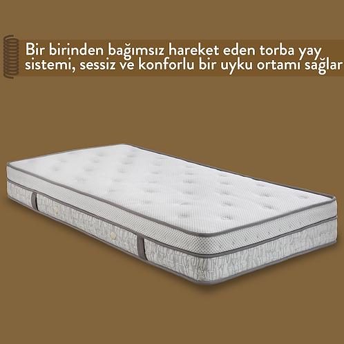 Latexy Genç Yatak (90x200x23 Cm)