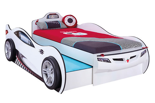 Coupe Araba Yatak (Arkadaş Yatakli) (90x190 - 90x180 Cm)