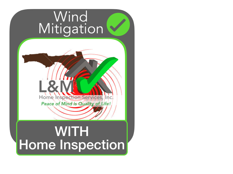 Wind Mitigation WITH HOME INSPECTION
