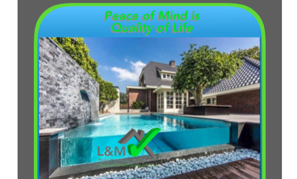 Pool & SPA Inspection WITH Home Inspection