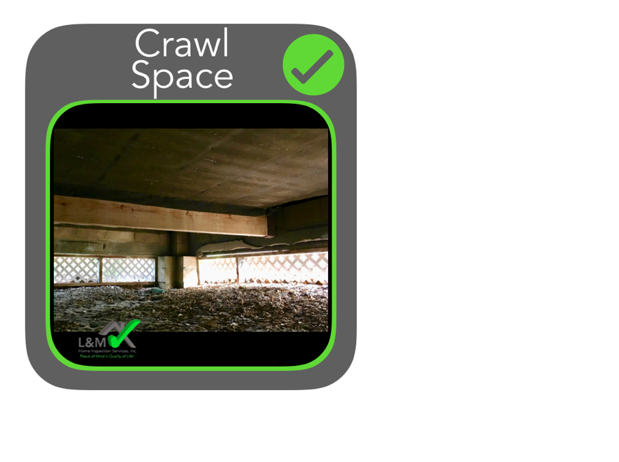 Homes Over Crawlspaces Add $50
