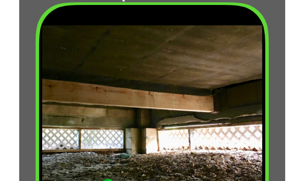 CRAWLSPACE Inspection WITHOUT Home Inspection  $150