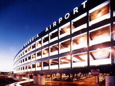 LAGUARDIA AIRPORT GARAGE