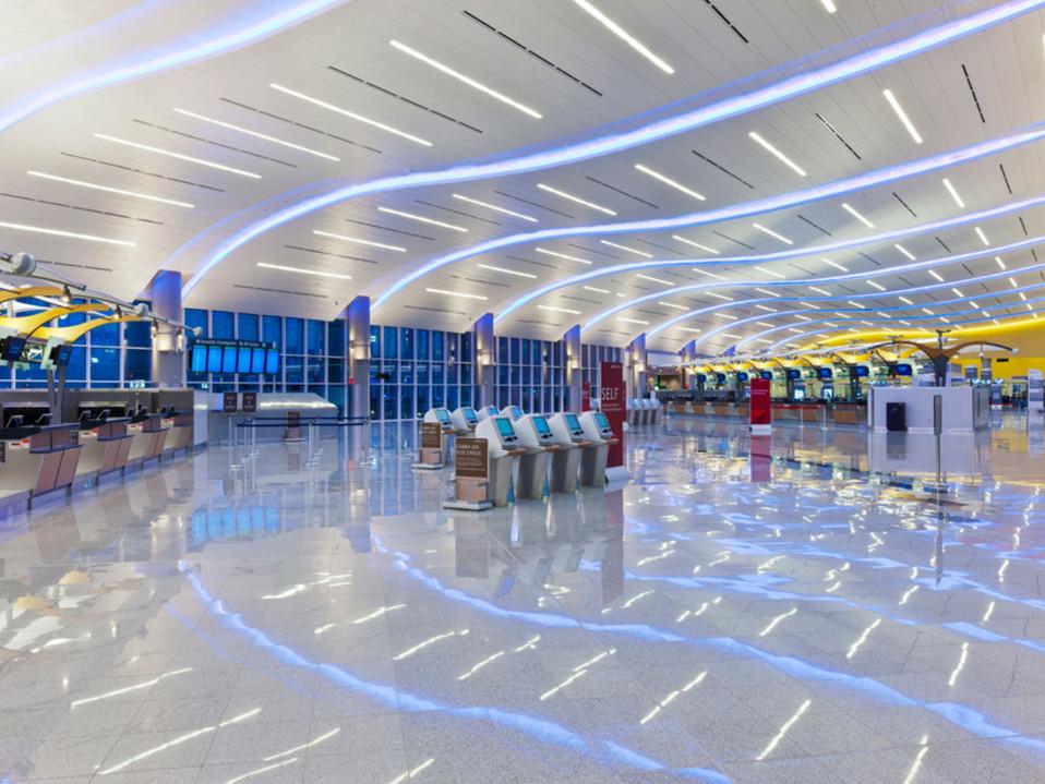 MHJ INTERNATIONAL TERMINAL AT HARTSFIELD JACKSON INTERNATIONAL AIRPORT