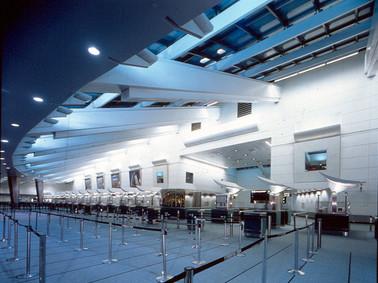 NEWARK LIBERTY INTERNATIONAL AIRPORT FEDERAL INSPECTION SERVICES