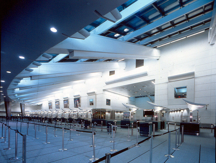 NEWARK LIBERTY INTERNATIONAL AIRPORT FEDERAL INSPECTION SERVICES
