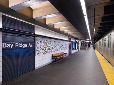 NYCT ENHANCED STATION INITIATIVES PROGRAM
