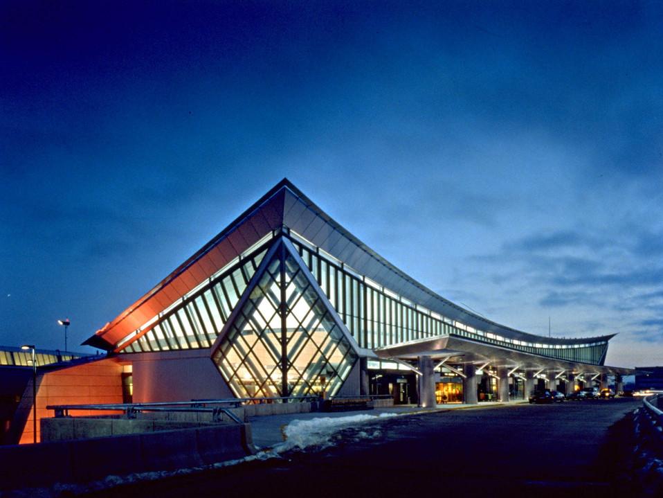GREATER BUFFALO INTERNATIONAL AIRPORT