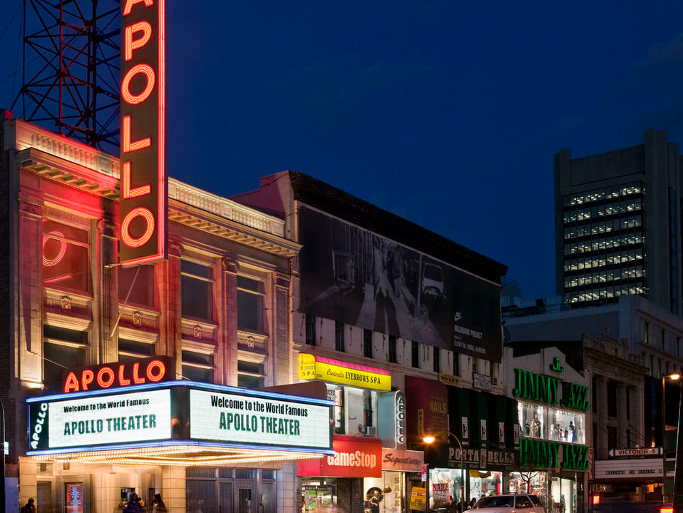 HISTORIC APOLLO THEATER