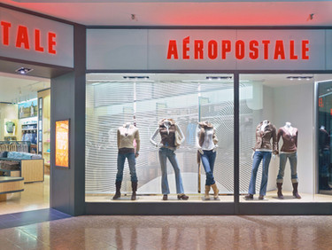 AEROPOSTALE MODEL STORE