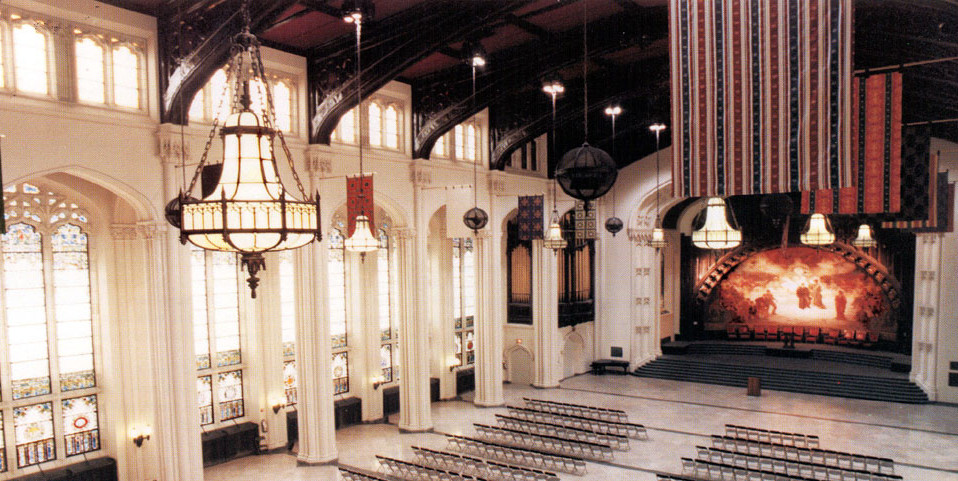 CITY COLLEGE GREAT HALL