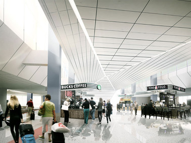 NEWARK LIBERTY INTERNATIONAL AIRPORT TERMINAL A