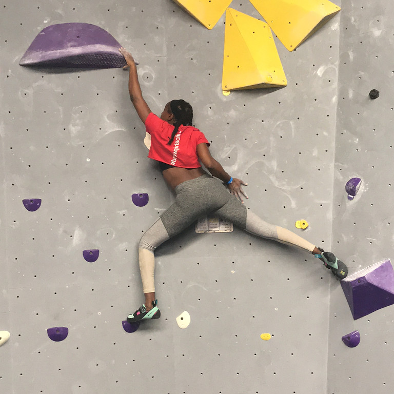 The Bouldering Games