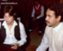 Boda Civil en Mayo 1983 de Cristina y Luis Costa