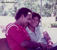 Luis Costa y Cristina Costa