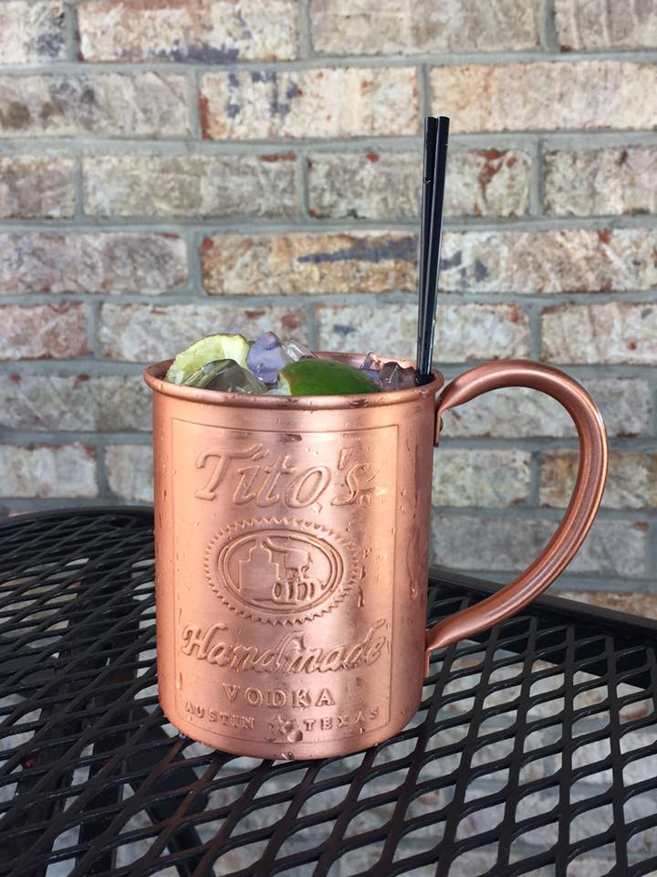 Batter'd & Fried Moscow Mule