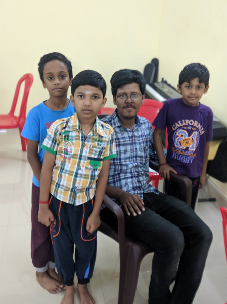 With Our Students
