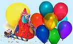 תבנית לאלבום יום הולדת