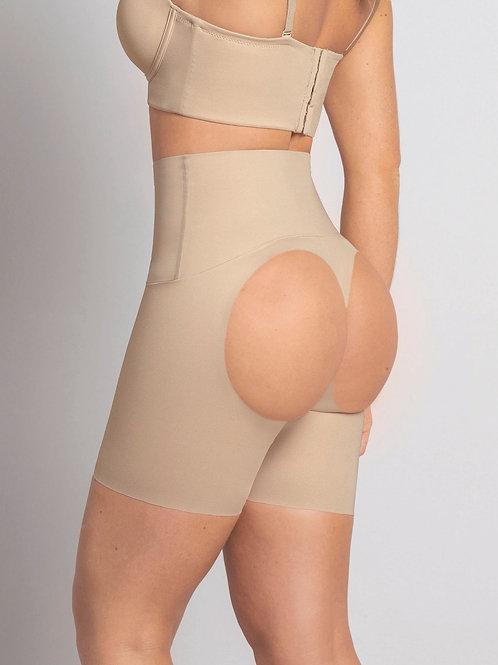 Sculpting Open-Back Butt Lifter Shaper Short