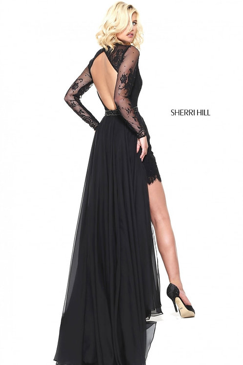 50949 BLACK Size 6