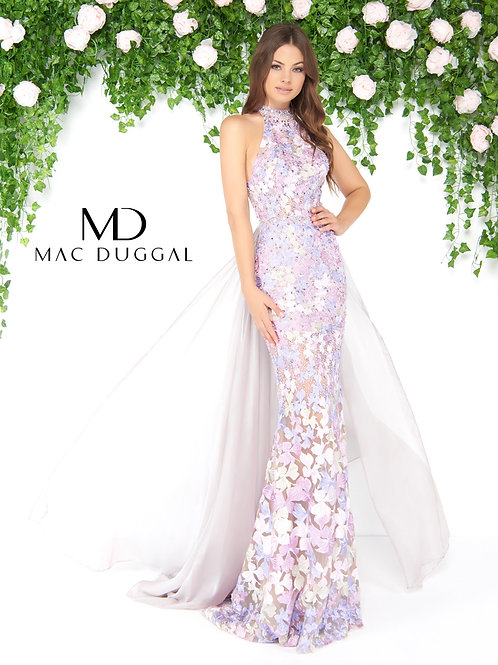MD18 79174 LILAC FLORAL
