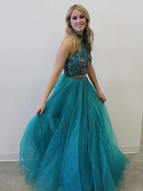 50958 TEAL Size 6