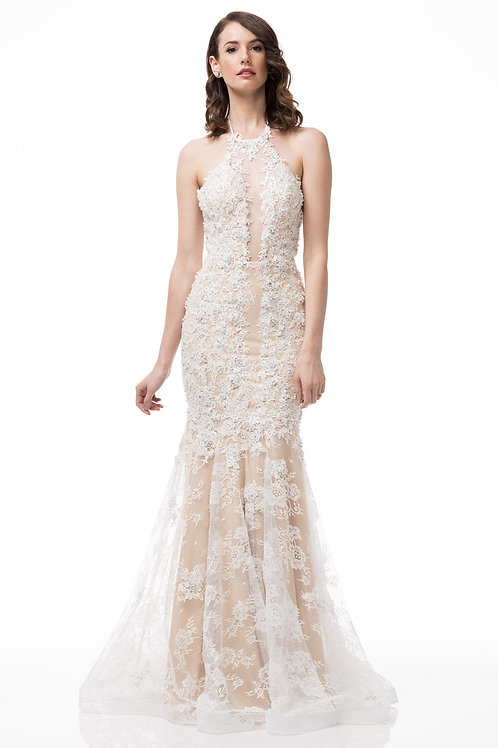 BC19 CPW6187 OFF WHT NUDE