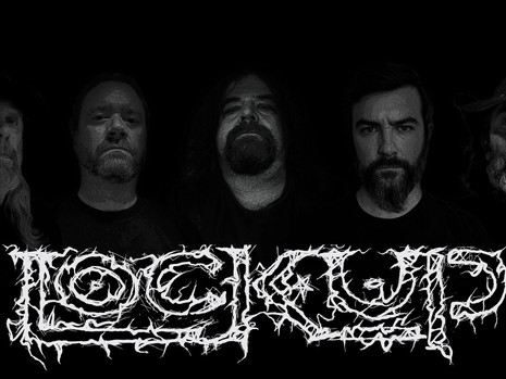 LOCK UP RELEASE NEW VIDEO FOR 'INSIDE CTHULHU'S EYE ' & PREORDER AVAILABLE