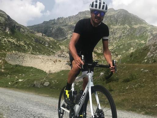 Velo und bike wege im Urserntal