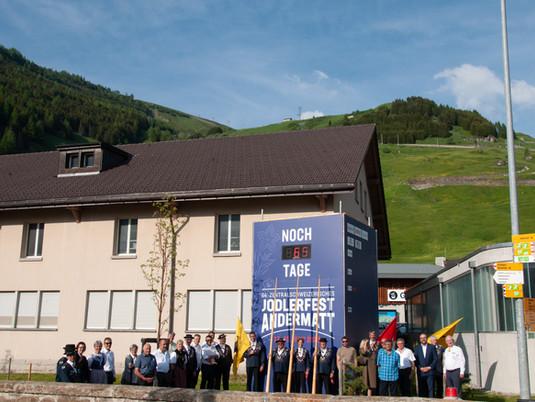Countdown Jodlerfest Andermatt – die Vorfreude wächst!