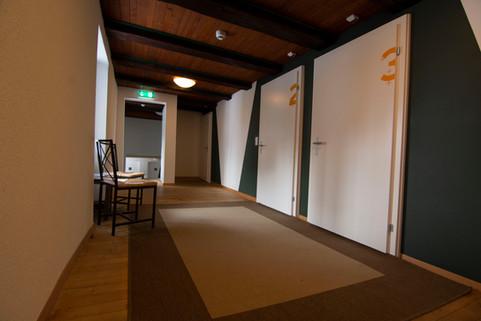 Hallway Sust Lodge