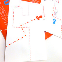 Digital Print Re-make of event brochure 2018