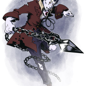Character Design: Yuriel