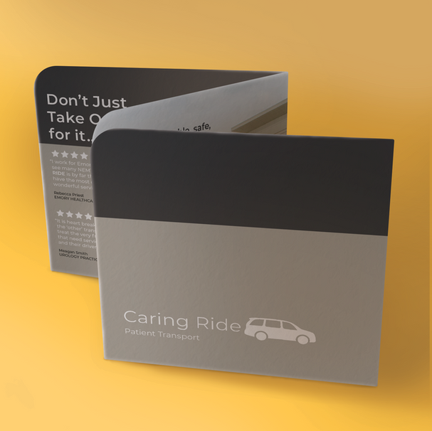 Caring Ride Brochure