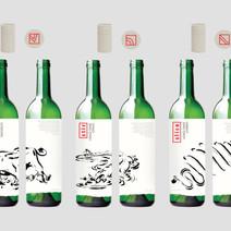 Sake Label/Package Design